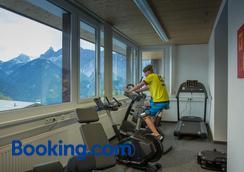 Hotel Bergerhof - Schruns - Gym