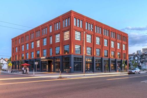 The Ramble Hotel - Denver - Rakennus