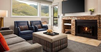 Marriott's Streamside Douglas At Vail - Vail - Living room