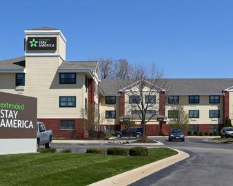 Extended Stay America - Rockford - I-90 - Rockford - Building