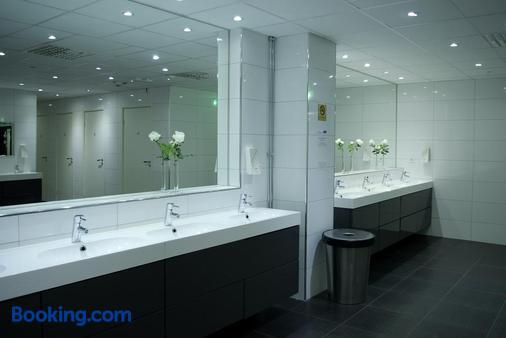 Vandrarhem Uppsala Centralstation - Uppsala - Bathroom