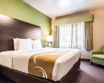 Quality Inn and Suites Bainbridge Island - Bainbridge Island - Bedroom
