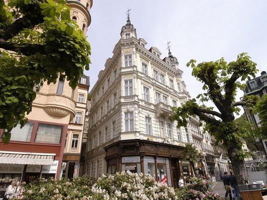 EA Hotel Esplanade - Karlovy Vary - Edificio