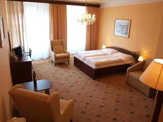 EA Hotel Esplanade - Karlovy Vary - Habitación