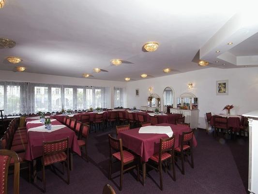 EA Hotel Esplanade - Karlovy Vary - Restaurante