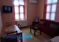 Sofia Apartments - Alexandroúpoli - Ruang tamu