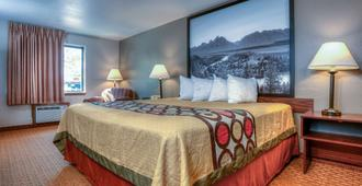 Super 8 by Wyndham Jackson Hole - Jackson - Chambre