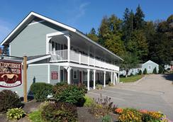 Oxen Yoke Inn & Motel - North Conway - Building