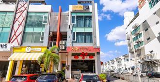 Spot On 89956 The Blue Malacca - Malacca - Building