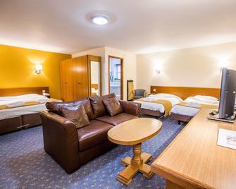 Tollgate Hotel & Leisure - Stoke-on-Trent - Camera da letto