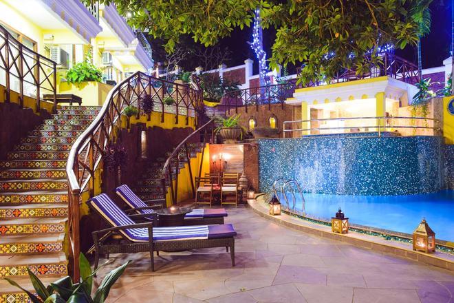 Shanti Morada - Saligao - Pool
