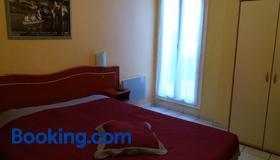 Hotel Camille - Saintes-Maries-de-la-Mer - Bedroom