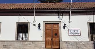 Hotel Chagual - La Serena - Vista del exterior