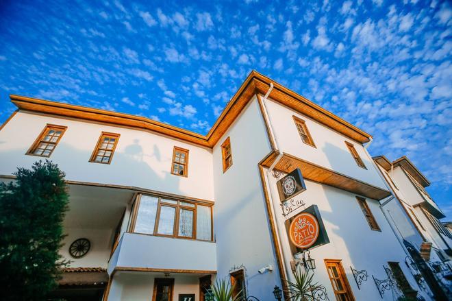 Patio Hotel - Antalya - Building