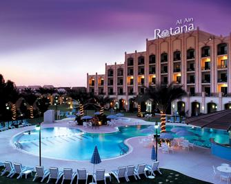 Al Ain Rotana - Al Ain - Pool