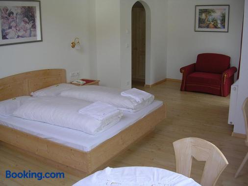 Garni La Tambra - Wolkenstein in Gröden - Schlafzimmer