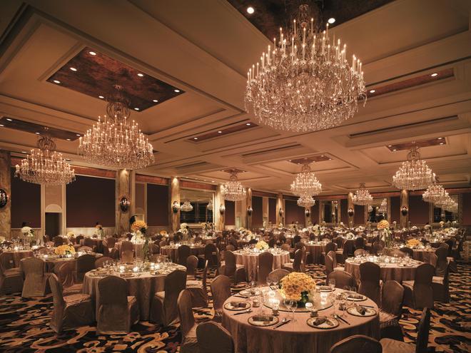 Pudong Shangri-La East Shanghai - Shanghai - Banquet hall