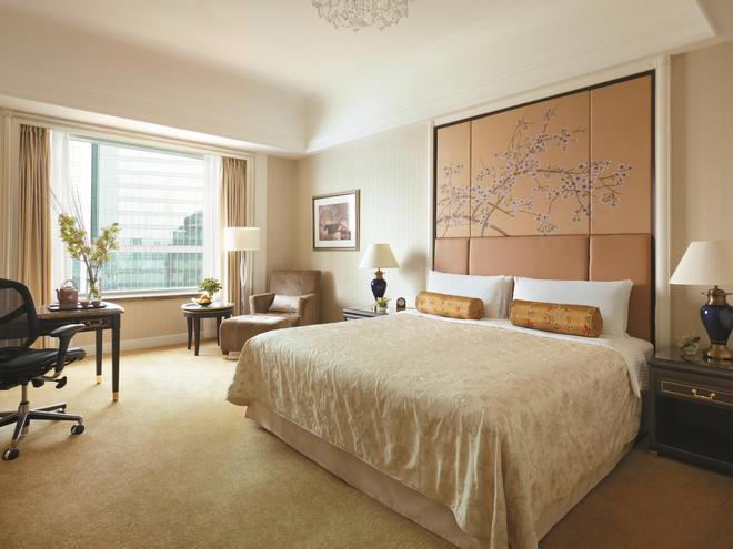 Pudong Shangri-La East Shanghai - Shanghai - Bedroom