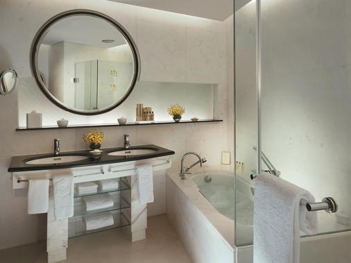 上海浦東香格里拉大酒店 - 上海 - 浴室