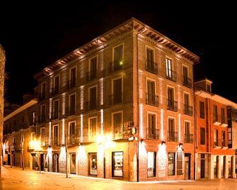 Hotel Spa Qh Centro Leon - Lleó - Edifici