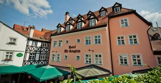 Hotel Alt-Ringlein - Bamberg - Rakennus