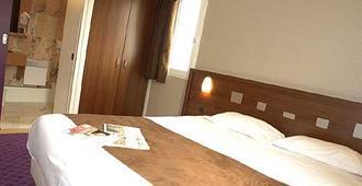 Brit Hotel Rennes Le Castel - Rennes - Habitación