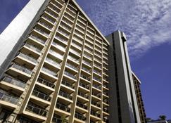 Kubitschek Plaza Hotel - Brasilia - Building