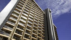 庫比契克廣場酒店 - 巴西利亞 - 巴西利亞 - 建築