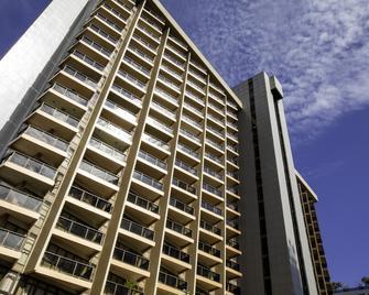 Kubitschek Plaza Hotel - Μπραζίλια - Κτίριο