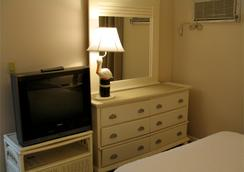 The Diplomat Beach Club Suites - Wildwood - Schlafzimmer