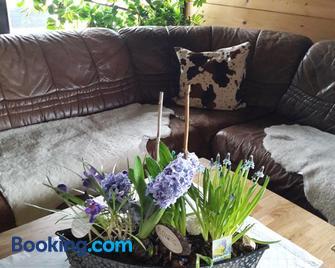 Ferienwohnung & Spa Renate - Sibratsgfäll - Living room
