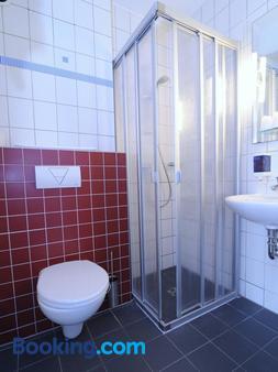 Sporthotel Borussia Dusseldorf - Düsseldorf - Phòng tắm
