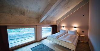 Silo Hostel - Basilea - Habitación