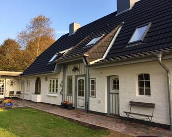 Ferienwohnung Langenhok - Bredstedt - Building