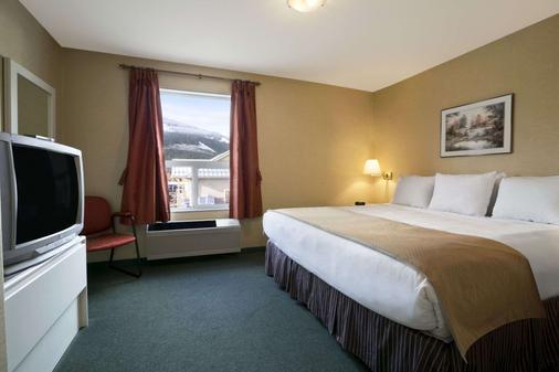 速 8 卑詩省雷夫爾斯托克酒店 - 瑞佛斯托克 - 雷夫爾斯托克 - 臥室