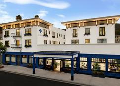 هوتل أتووتر - افالون (كاليفورنيا) - مبنى
