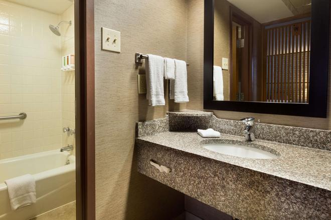 莫爾比特魯里旅館 - 莫比爾 - 莫比爾 - 浴室