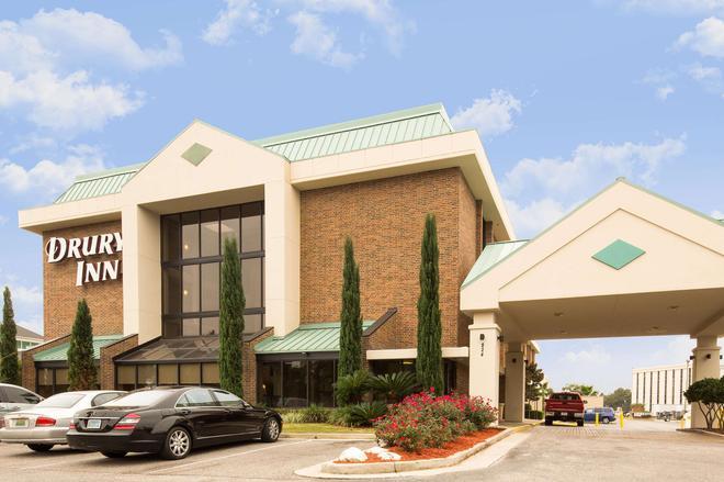 莫爾比特魯里旅館 - 莫比爾 - 莫比爾 - 建築