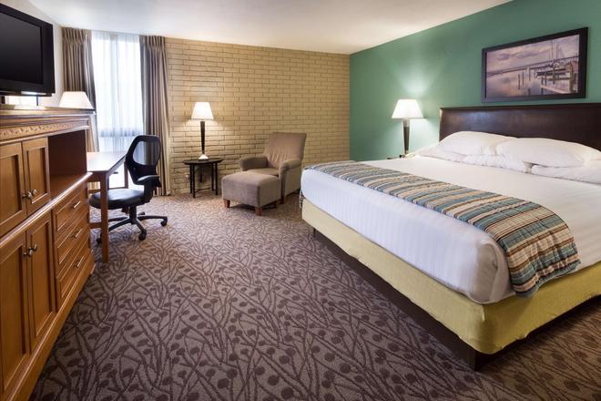 莫爾比特魯里旅館 - 莫比爾 - 莫比爾 - 臥室