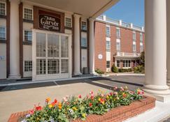 John Carver Inn & Spa - Plymouth - Rakennus