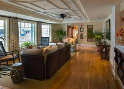 Mansion House Inn And Spa - Vineyard Haven - Sala de estar