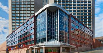 Four Points by Sheraton Halifax - Галифакс - Здание