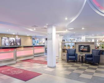 Leonardo London Heathrow Airport - West Drayton - Receptie