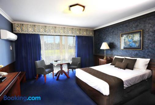 The Clifton & Grittleton Lodge - Bunbury - Schlafzimmer
