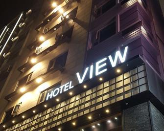 Pohang Hotel View - Pohang - Gebouw