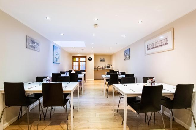 Lost Guest House - Aberdeen - Aberdeen - Restaurant