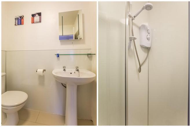 Lost Guest House - Aberdeen - Aberdeen - Bathroom