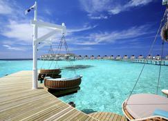 Centara Grand Island Resort & Spa Maldives - Machchafushi - Building