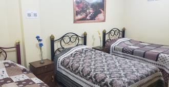 Hostal Salas - La Paz - Schlafzimmer
