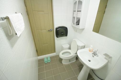 iam Residence and Guesthouse - Busan - Bathroom